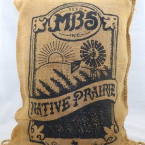 Native Prairie Grass Mix – 10 lb bag