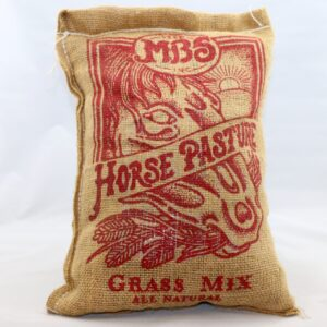 Horse Pasture Grass Mix – 10 lb bag