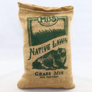 Native Lawn Grass Mix – 1 lb bag