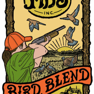 Spring Gamebird Blend – 25 lb bag
