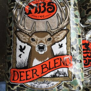 Deer Season Fall Wildlife Blend – 50 lb bag