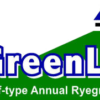 GreenLink Turf-Type Annual Ryegrass - 50 lb bag-0