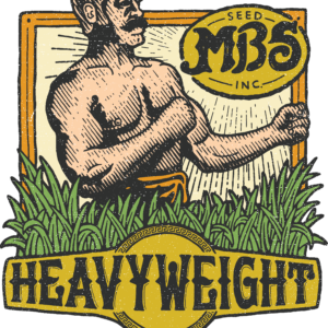 Heavyweight Forage Blend Ryegrass – 50 lb bag
