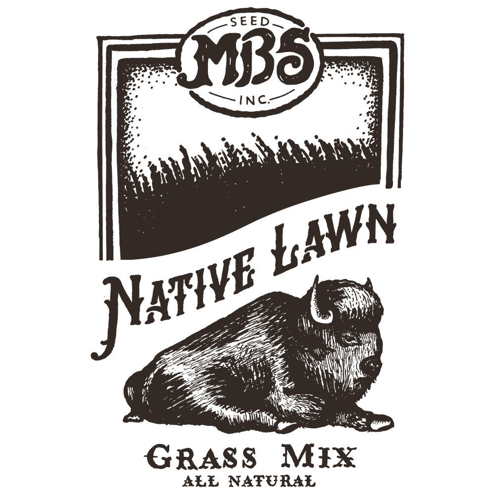 Native Lawn Grass Mix Logo